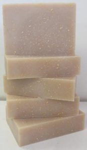 Coconut Soap Stack