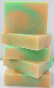 Ginger Lime Essential Soap Stack