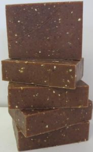 Honey Vanilla Oatmeal Soap Stack