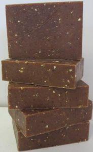 Honey Vanilla Oatmeal Soap Stack
