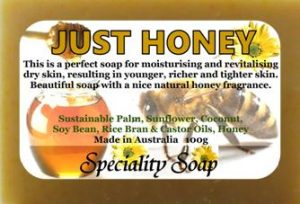 Just Honey Soap