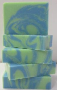 Moroccan Mint Soap Stack