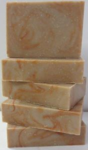 Sandalwood Soap Stack
