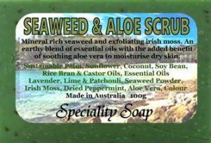 Seaweed Aloe Scrub