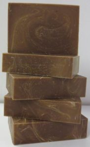 Vanilla Soap Stack