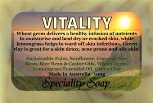 Vitality Soap