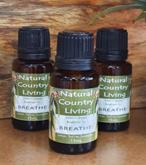 essential oil breathe