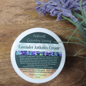 lavender arthritis cream 50ml