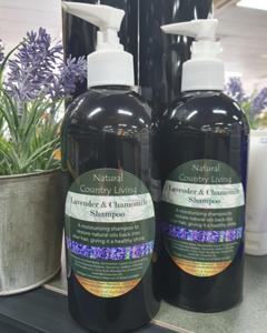 lavender chamomile shampoo