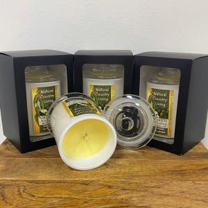 soy candle lemon myrtle